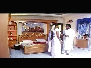 Telugu Movie Glamour Very First Night Scene
