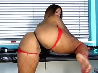 Priya Junior Butt - Babestation Aug 1st 2017