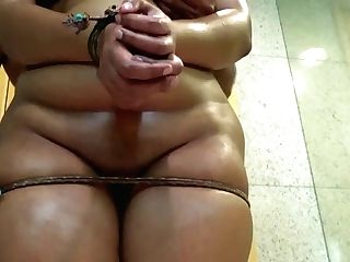 Sadism & Masochism Roleplay Indian Wifey Rubdown