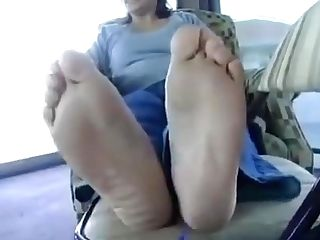 Big Indian Feet