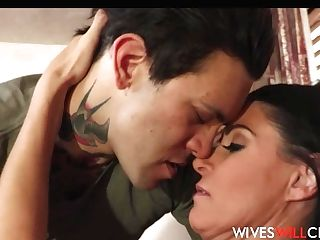 Cougar Stepmom India Summer Caught Cheating With Her Stepson
