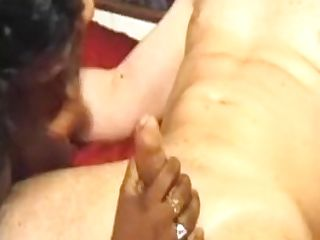 Big-titted Indian Gets Her First-ever Big Dick